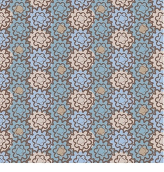 seamless pattern on an abstract background vector image