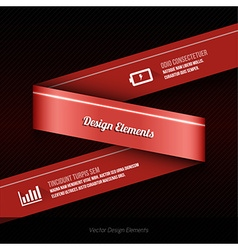 Infographics design for presentation banners vector