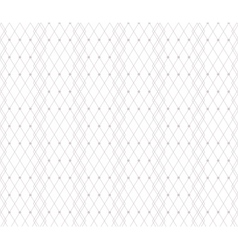 Black dotted veil lace pattern vector image