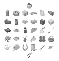 processing business commerce and other web icon vector image