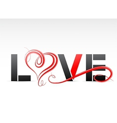 Love type vector