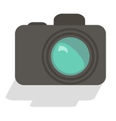 Photocamera vector