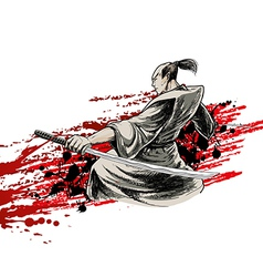 Samurai samurai 02 vector