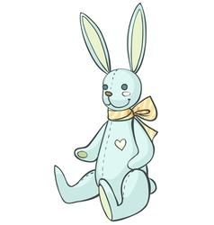 Soft bunny vector