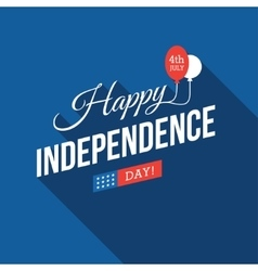 4th of July vector image vector image