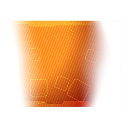 Bright sunburst motion background with particles vector image vector image