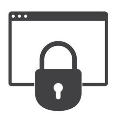 Online banking security vector