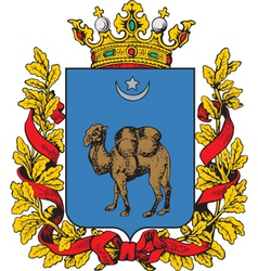 Semey coat-of-arms vector