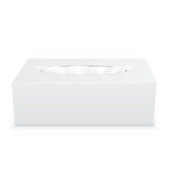 Tissue box 02 vector