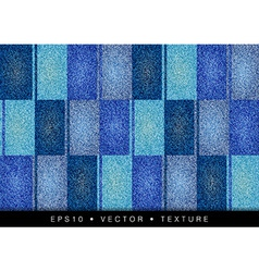 Texture grain four blue color vector