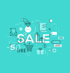 Modern concepts of word sale vector