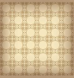 Ornamental vintage background vector