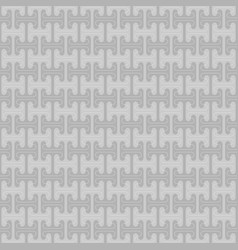 seamless pattern persian antique ornament vector image