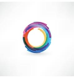 Circular Symbol vector image