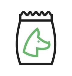 Dog Food II vector image