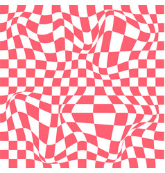 Glitch background vector
