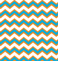 Chevron zig zag seamless background vector image