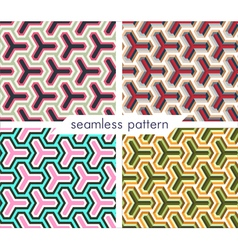 seamless pattern set 11 vector image