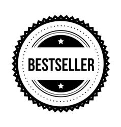 Bestseller vintage stamp black vector