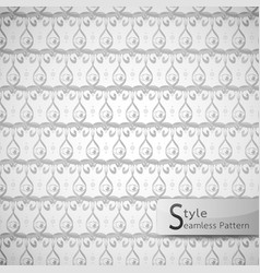 Abstract seamless pattern mesh eyes monochrome vector