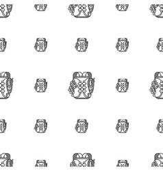 Rucksack background vector