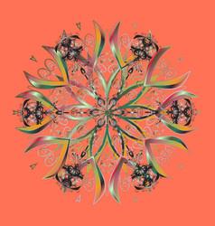 Abstract texture vector