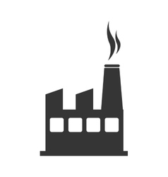 Enegy and pollution symbol theme design icon vector