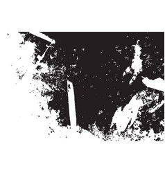 Black and white texture vector