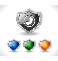 buttons for websites vector image vector image