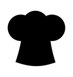 chef hat kitchen vector image