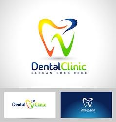 Dentist logo vector