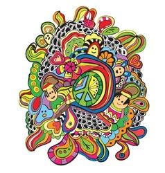 Doodles - vector image
