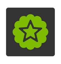 Premium icon from award buttons overcolor set vector