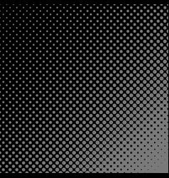 Halftone dot pattern background - design vector