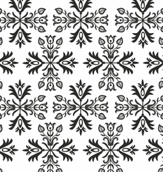 Pattern folk design vector