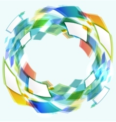 Abstract colorful background eps10 vector