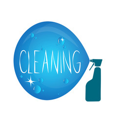 Cleanind symbol vector