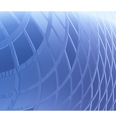 blue web background vector image vector image