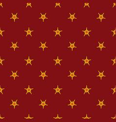 Star geometric seamless pattern 2201 vector