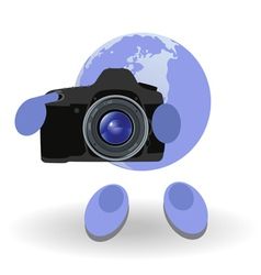 World photography vector