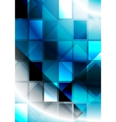 Vibrant abstraction vector