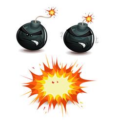 Bomb blasting vector