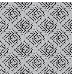 Electronic seamless pattern vector