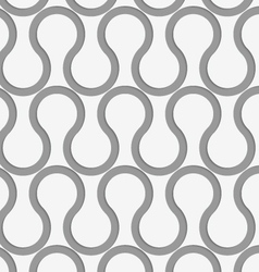 Perforated horizontal waves vector
