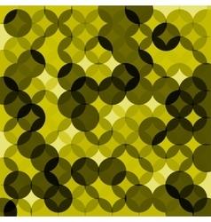 Circle modern geometrical abstract vector