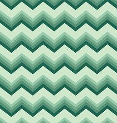 Chevron greens vector image vector image