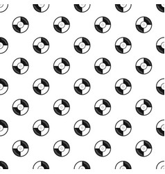 vinyl record pattern vector image