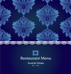 Menu-design vector