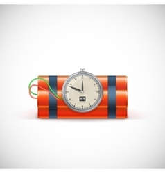 Bomb with clock vector