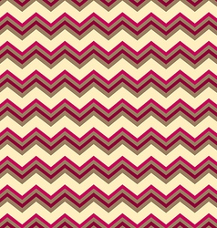 Chevron seamless repeating pattern vector image